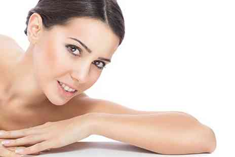 Garden spa - Caviar Facial With Neck and Shoulder Massage - Save 81%