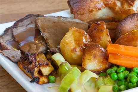 The Blagrave Arms - Sunday Lunch For Two Four or Six - Save 69%