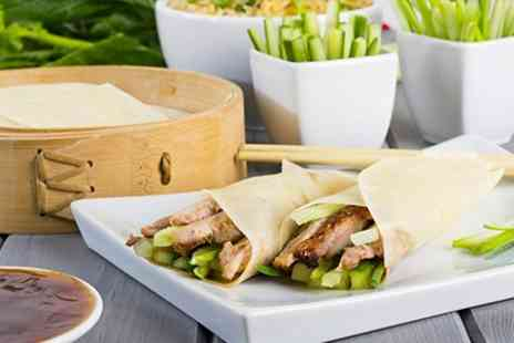 Hong Kong Lounge - Chinese Meal With Crispy Duck For Two - Save 65%
