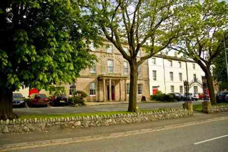 Celtic Royal Hotel - In Caernarfon One Nights For Two With Breakfast Dinner and Spa Access - Save 51%