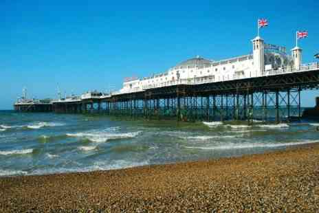 Marine View Hotel - In Brighton One Nights For Two With Breakfast - Save 40%