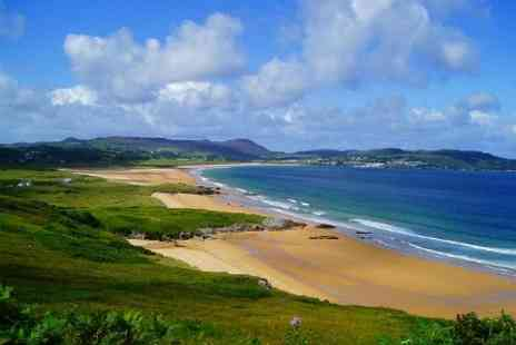 Careys Viking House Hotel - In County Donegal Two Nights For Two With Breakfast and Dinner - Save 24%