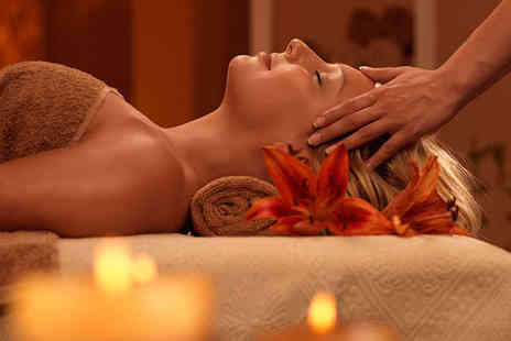Beauty Station - Half Body Massage Dermalogica Facial Scalp Massage and Thai Hand and Arm Massage - Save 71%