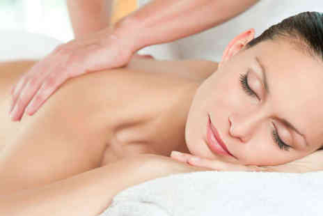 Divine Nails & Beauty - 30 Minute Back Neck and Shoulder Massage - Save 50%