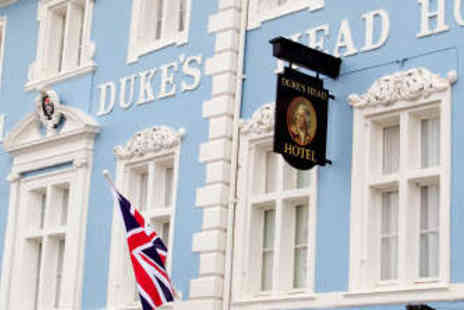 The Legacy Dukes Head Hotel - Autumnal Walks on Delightful Norfolk Beaches - Save 50%