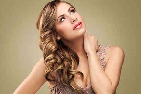 Kirsty Louise Hairdressing - Haircut Half Head of Highlights with Toner and Finish - Save 62%