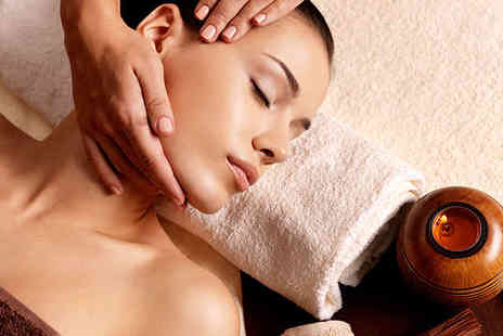 Beauty mosaic - Full Luxury Facial Including Neck Shoulder and Scalp Massage - Save 52%