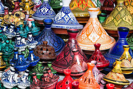 Longwood Holidays - Seven Night Marrakech to Essaouira Twin Centre with Return Flights - Save 49%