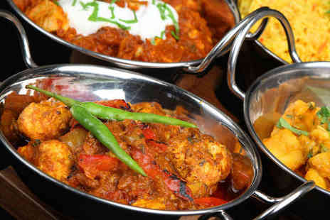 Als Tikka Grill - Starter Main and Rice or Naan Each with Side to Share for Two - Save 57%