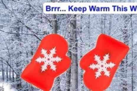 Health Cocoon - Keep your hands warm this festive season with a Hot Hand Warmer - Save 72%
