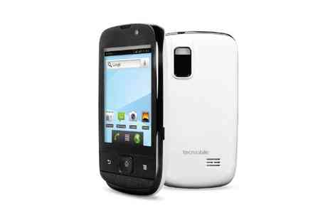 Shebang Technologies - Tecmobile You 25 Android Smartphone - Save 50%