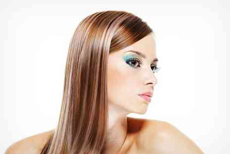 Diva's Design - Cut, Blow Dry and Conditioning With Colour - Save 68%