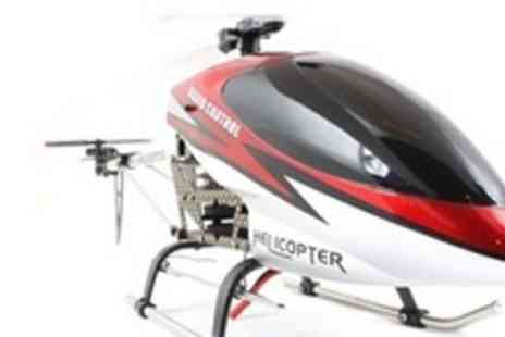 Genee Wenee - A Thrilling Crash Resistant Helicopter - Save 63%