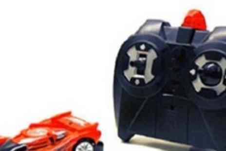 Inventions & Innovators - A Remote Controlled Climbing Wall Car - Save 67%