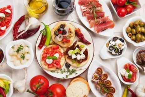 Bottelinos - Towards Tapas and Cocktails For Two People - Save 57%