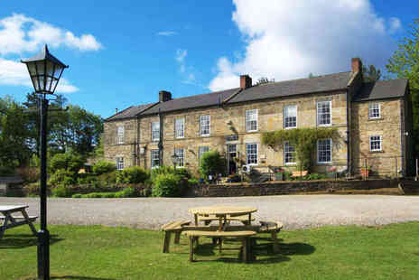 White Horse Farm Inn - Two Night Stay for Two People with Breakfast Glass of Prosecco and Bottle of Wine if Dining - Save 53%