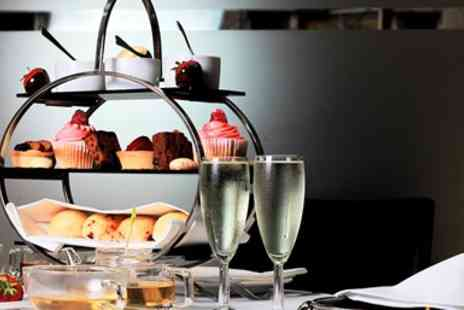 Number Twelve -Afternoon Tea & Prosecco for 2 - Save 49%