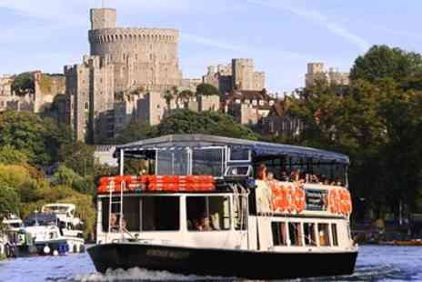 French Brothers -Thames River Cruise for 2 Through Windsor - Save 47%