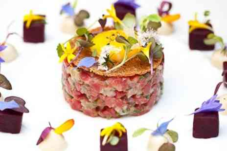 The Elephant Restaurant - Michelin Star Chef Dinner & Prosecco for Two - Save 38%