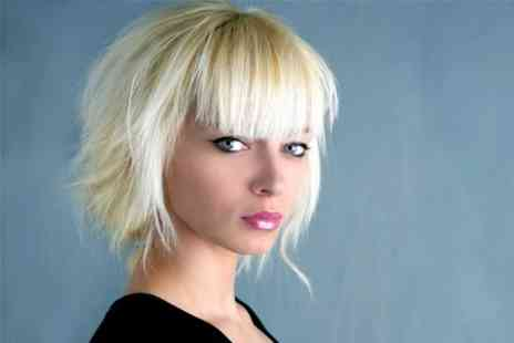 Identity Hair and Beauty Group - Cut With Colour - Save 54%