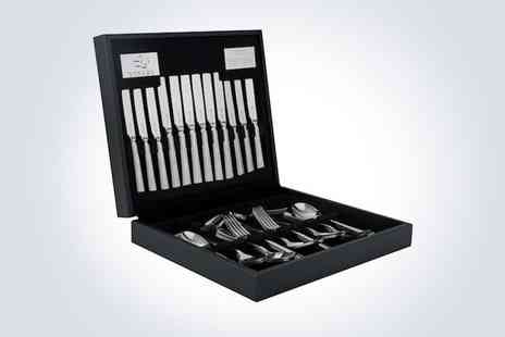 Viners - 44 piece Rattail cutlery set - Save 51%
