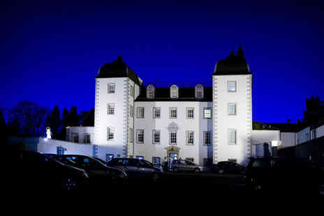 Mercure Barony Castle Hotel - One night break for 2 including dinner and breakfast - Save 48%