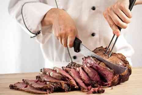 Elliston Grill - Carvery Meal With Wine - Save 54%