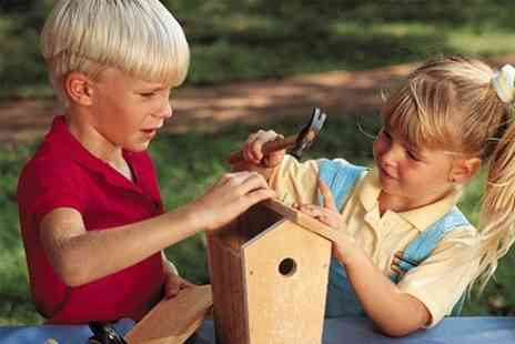 Billy  Jeans - Childrens Woodwork Workshop - Save 53%