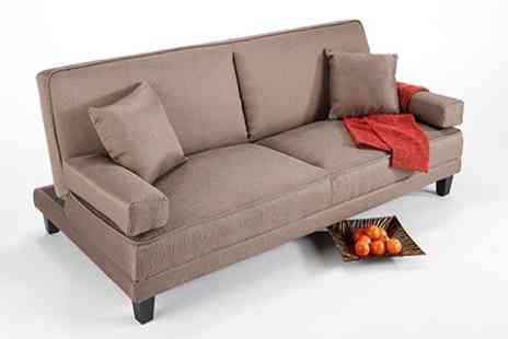 World of Sofa Beds - Angelica Fabric Sofa Bed - Save 66%