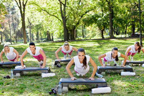 Body Fit - One Month of Outdoor Boot Camp Classes  - Save 84%