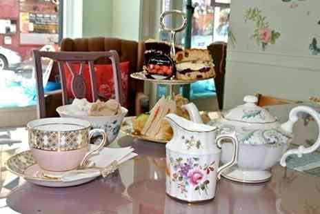 Vinteas - Afternoon Tea For One - Save 40%