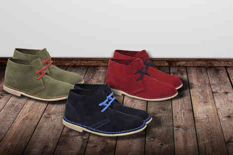 Shuperb Footwear - Pair of pure suede Cotswold Ashley boots in a range of colours - Save 50%