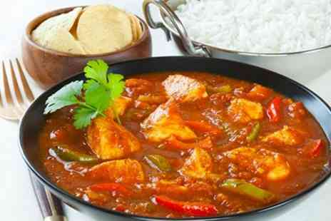 Bombay Spice - Two Course Meal For Two - Save 56%