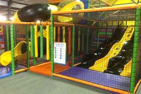 Bizzy Bodiz - Soft Play Entry - Save 56%