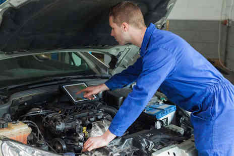 MK Automotive - MOT Test Both with Vehicle Collection - Save 65%