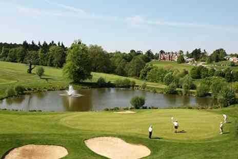 Westerham Golf - Day of Golf For Two - Save 77%