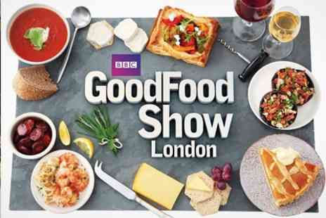 BBC Good Food Show - Afternoon Ticket - Save 17%