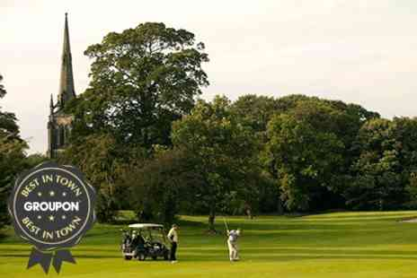 Oulton Hall Golf - Round of Golf For One - Save 58%