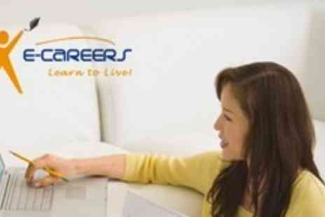 e Careers.com - Sage Line 50 Interactive Online Accountancy Course - Save 88%