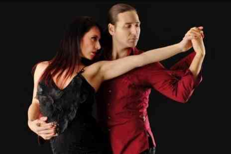 Rojo y Negro - Five 60 Minute Tango Classes - Save 50%