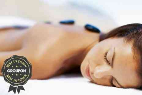 Feng Yu - Hot Stone Massage Plus Reflexology Session - Save 57%