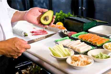 The Sherwood Cookery Workshop - Sushi or Tapas Class - Save 70%