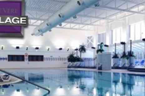 Village Hotel Newcastle - 10 One Day Gym and Spa Guest Passes - Save 85%