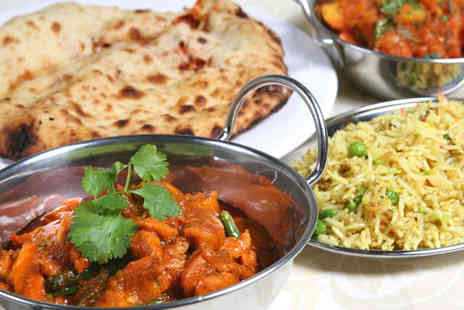 Bombay Spice - Two to Spend for Four People - Save 83%