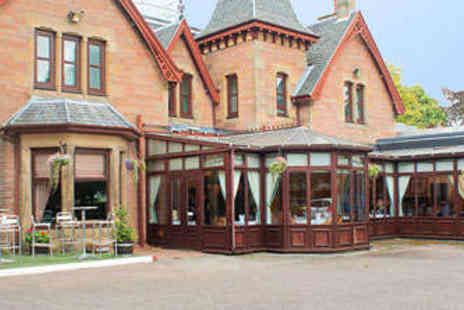 Craigmonie Hotel - Blend Highland Beauty and City Living in Inverness - Save 54%