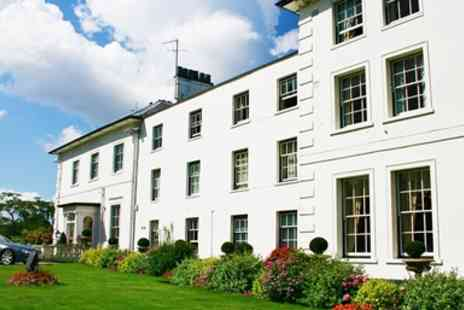 West Lodge Park - Hertfordshire Retreat with AA Rosette Dinner - Save 60%