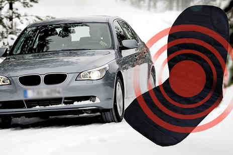 Livmore - Heated Car Seat To take care of you during those frosty Winter drives - Save 69%