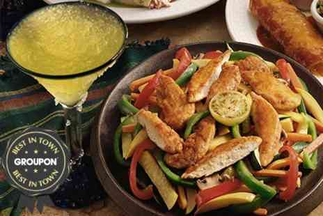 Nachos Mexican Restaurant - Fajitas Cocktails and Nachos - Save 54%