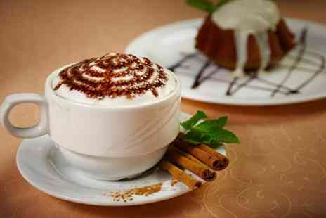 Waterways Garden Centre - Coffee and Cake For Two - Save 75%