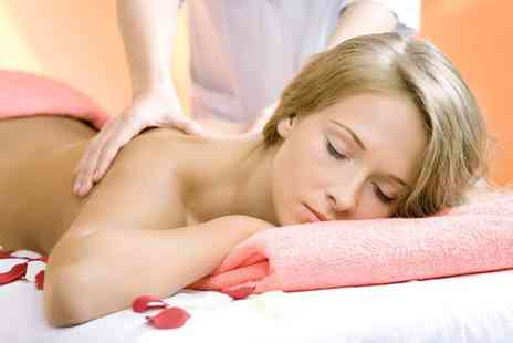 Maris-Rose Beauty - Luxury facial and a back neck & shoulder massage - Save 70%
